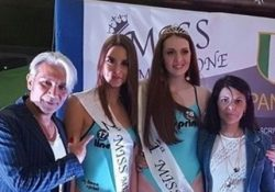 """Capua. Concorso Miss Number One: trionfano due allieve del """"Novelli"""" di Marcianise."""