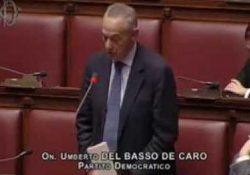 """Sant'Agata de Goti / Cerreto Sannita. Del Basso De Caro: """"Si riattivi il Pronto Soccorso e si parta subito con il Polo Oncologico""""."""