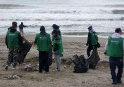 """Caserta / Provincia. Fare Verde Campania, un terzo della plastica finisce a mare: al via l'operazione """"mare d'inverno""""."""