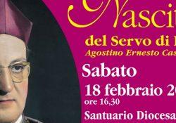 PIETRAVAIRANO / TEANO. 113 anni dalla nascita del servo di Dio Agostino Ernesto Castrillo: sabato prossimo la concelebrazione liturgica col Vescovo Aiello.