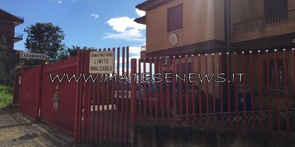 Caserma dei Carabinieri, tegola sull'amministrazione Giaquinto: il Tar respinge il ricorso del Comune