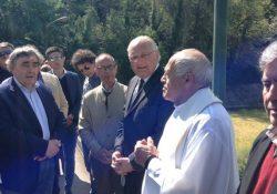 PIEDIMONTE MATESE / AILANO. Sannio Alifano, al via la campagna irrigua con la chiusura della diga sul Volturno presso l'impianto Traversa di Ailano.
