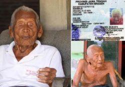 Sodimejio muore a 146 anni, era l'uomo più longevo del mondo: accanito fumatore, è sopravvissuto a 4 mogli, a 10 nipoti e a tutti i suoi figli.