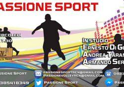 """Caserta. """"Passione Sport – Volley"""" su Radio Caserta Nuova, tutto pronto per il programma radiofonico."""