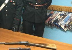 Castelpoto. Deteneva illegalmente armi in casa: arrestato 47enne del posto.