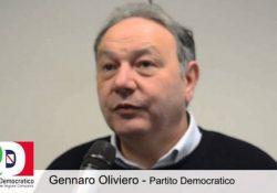 """PIEDIMONTE MATESE /  CAPUA / Verso le Politiche 2018. Oliviero non si """"accasa"""" con """"Liberi e uguali"""" di Grasso: costretto a restare nel Pd."""