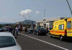 Macchia d'Isernia / Castelpetroso. Grave incidente lungo la Statale 17, perde la vita una 44enne: lascia il marito e una figlia.