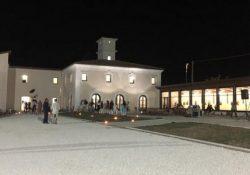 SAN POTITO SANNITICO. La mostra dell'artista Gabriele al Palazzo Ranieri: i ringraziamenti del sindaco Imperadore.