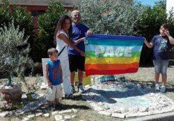 ALIFE. L'atleta alifano Antonio Alfano riceve l'Encomio della Pace per le sue imprese di Pace.