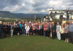 ALIFE. Il Circolo Anziani in festa: dopo la settimana di prevenzione un momento di ringraziamento con tutti i soci ed iscritti. FOTO E VIDEO.