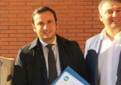 CIORLANO / BELLONA. Provincia / Elezioni, il sindaco Di Stefano corre per il consigliere regionale Bosco: con lui anche l'assessore bellonese, Stellato.