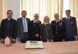 Isernia. Il ringraziamento del Prefetto Guida e del Comandante Carabinieri Sirimarco al Tenente Colonnello Cuccuini che lascia il Comando Provinciale.