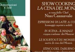 Caserta. Giornate del Gusto e dell'Arte nel '700 napoletano: #Neidintornidellareggia weekend con la cucina dei Borboni e con l'arte serica.