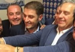 PIGNATARO MAGGIORE / CASERTA / Provincia. Giorgio Magliocca è il nuovo presidente della Provincia: il 42enne avvocato di Forza Italia succede a Di Costanzo/Lavornia.