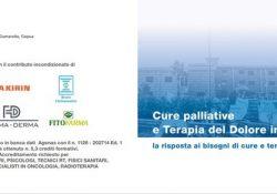 Capua. Alla Villa Fiorita il seminario su cure palliative e terapia del dolore in hospice: la risposta ai bisogni di cure e terapie di fine vita.