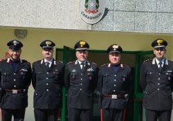 Venafro / Isernia. Premiati per le attività svolte sul territorio alcuni militari del Comando Provinciale Carabinieri.