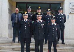 Forlì del Sannio / Rionero Sannitico. Concessi apprezzamenti e onorificenze a sette militari del Comando Provinciale Carabinieri.