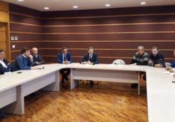 """DRAGONI / ALIFE. Ponte Margherita, il Comitato incontra il Presidente della Provincia, Magliocca: """"Adesso si punta alla riapertura a pieno carico""""."""
