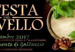 GALLUCCIO. A San Clemente la Festa del Novello, 5° edizione: l'11 e 12 novembre 2017 in Piazza Umberto I.