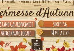 PIEDIMONTE MATESE. Kermesse d'autunno, un successo di pubblico e critiche: stand gastronomici, shopping, artiginato locale e musica live.
