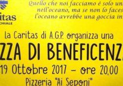 """PIEDIMONTE MATESE. Caritas Parrocchiale """"Ave Gratia Plena"""", il Vescovo Di Cerbo organizza una pizza di beneficenza."""