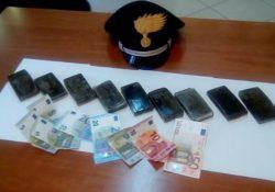 TEANO. Aveva addosso stupefacenti e danaro contante frutto di spaccio: arrestato 52 marocchino.