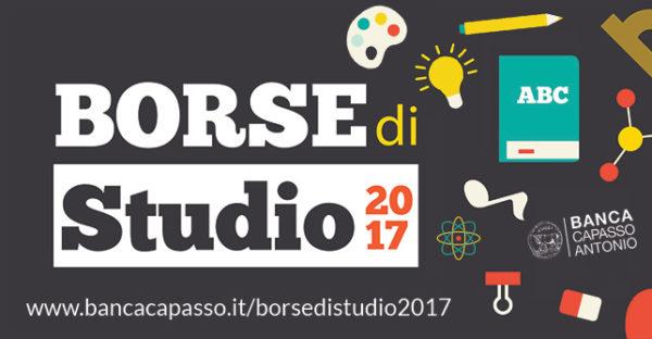 Banca Capasso Antonio, 118 le domande per accedere alle Borse di Studio 2016/2017