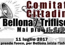 BELLONA / TRIFLISCO. Comitato Cittadino Mai più Ilside: oggi la marcia popolare, stasera l'assemblea settimanale.