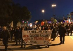 BELLONA / TRIFLISCO. Comitato cittadino per la marcia popolare: un successo di presenze. Chiare le azioni da mettere in atto.