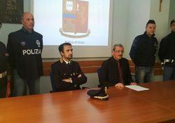 Macchia d'Isernia. Ladri arrestati dalla polizia: la vittima del furto ha inteso ringraziare le forze dell'ordine.