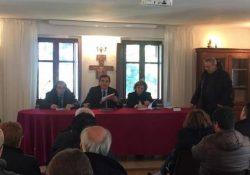 """Roccavivara. Patto per lo Sviluppo della Valle del Trigno, Patriciello: """"Investire sul turismo sostenibile""""."""