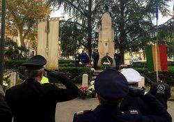 PIEDIMONTE MATESE. La Giornata dell'Unità Nazionale e delle Forze Armate: la commemorazione della città con autorità civili e militari.