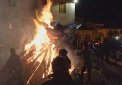 Rionero Sannitico. La Festa dei cornuti: fiaccolata per le vie del paese, buon cibo e tanto divertimento animeranno la serata di San Martino.