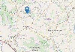 Vastogiradi / Forlì del Sannio. Terremoto magnitudo 2.7 scuote tutto il Molise e l'Alto Casertano.