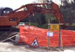 Lomatola / Sant'Agata de' Goti. Interventi urgenti di manutenzione straordinaria sulla strada della provinciale 119.