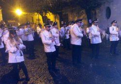 PIEDIMONTE MATESE. Ecco il nuovo Concerto Bandistico Municipale Città di Piedimonte Matese: l'esordio in Piazza Annunziata nel rione Vallata.