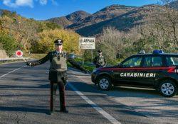 Airola / Arpaia / Sant'Agata de Goti. Servizi mirati di controllo del territorio: denunce, segnalazioni e fogli di via
