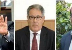Caserta / Verso le Politiche 2018. I Colonnelli ex Alleanza Nazionale Gennaro Coronella, Mario Landolfi e Marco Cerreto capolisti nel proporzionale, alla Camera e Senato, per la Lega di Salvini.
