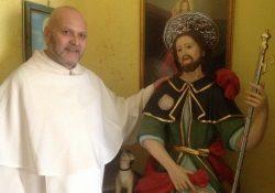 """CAPRIATI AL VOLTURNO. """"In ogni cammino di conversione e di apostolato, c'è sempre un mondo inedito con il quale Dio parla agli uomini"""": si rinnova in città la venerazione in San Rocco."""