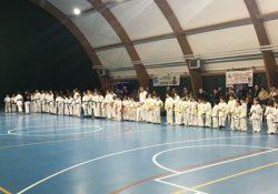 SAN POTITO SANNITICO. Lezioni di Karate in città: presso la nuova tensostruttura di via Pozzo Campagna numerose le iniziative per i ragazzi.