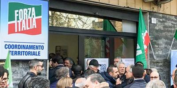 In città tanti proclami e pochi fatti: così il Coordinamento cittadino Forza Italia