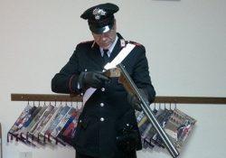 Filignano. Controlli dei Carabinieri presso casolari abbandonati: rinvenuto un fucile calibro 12.