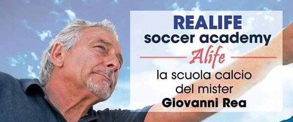 Nozze d'Argento per la Scuola Calcio di Mister Giovanni Rea: al via il 25°…