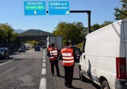 Venafro. Due operai casertani segnalati all'Autorità Amministrativa per detenzione di stupefacenti.