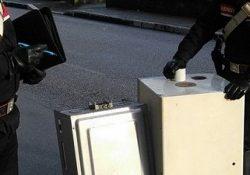 Pozzilli. Ruba due caldaie e altro materiale idraulico: fermato pregiudicato e refurtiva recuperata.