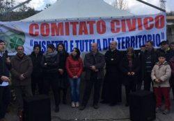 """Sassinoro / S. Croce del Sannio / Casalduni / Morcone / Campolattaro. Impianto di compostaggio rifiuti: parte la dura battaglia del comitato civico """"Rispetto e Tutela del Territorio""""."""