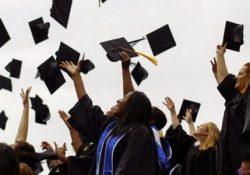PIEDIMONTE MATESE / CASTELLO DEL MATESE / ALIFE. Nonostante le tante Università in Campania sono pochi ancora i laureati, che in Italia sono solo 26,9%, quasi come la Romania al 26,3%.