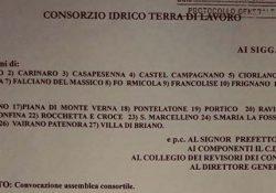CAIAZZO / PONTELATONE / RAVISCANINA. Consorzio Idrico, tutto fatto: macchè!!! L'uscente presidente Di Biasio è sostenuto da Oliviero e Zannini, ma Graziano e Grimaldi valutano un'altra lista: questione di poltrone!!!
