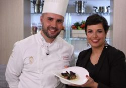 """Durazzano. Lo chef Salvatore Ciaramella sarà protagonista in TV su Alice con l' """"agnello Laticauda""""."""