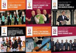 CAIAZZO / ALVIGNANO. Festival Jovinelli dedicato a Totò, doppio appuntamento sabato e domenica prossimi con Luciano Capurro e Peppe Iodice.